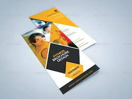 Templates For Brochures Free Download 2 Fold Brochure Template