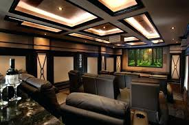 coffered ceiling lighting. Beautiful Ceiling Coffered Ceiling Lighting And Home Theater With Led Lights  Some Ideas Of On Coffered Ceiling Lighting H