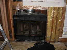 photo 3 of 6 how to insulate a fireplace amazing design 3 insulation around gas fireplace insert round designs