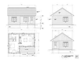 Image Of One Bedroom Home Plans