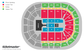 Carrie Underwood Seating Plan Manchester Arena