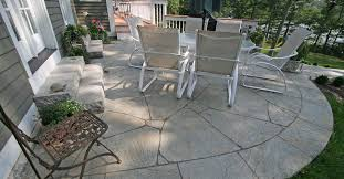 how to build concrete patio in 8 easy steps diy slab against house cement ideas