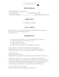 Library Associate Sample Resume Stunning Examples Of Restaurant Resumes Best Quick Resume Examples