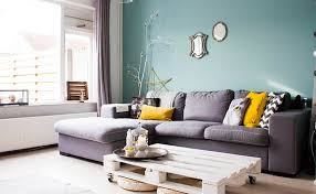 living room wall paint designs