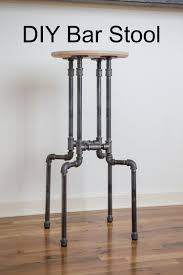 Pin now, make later! DIY Bar stool
