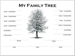 Blank Family Tree Template Free Premium Template Pedigree Template For Word Blank Family Tree Template Free Word