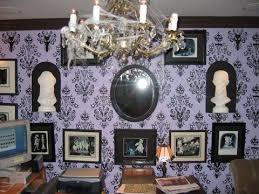 Haunted mansion home decor