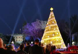 Dc White House Christmas Tree Lighting Celebrate Holiday Traditions At The 2018 National Christmas