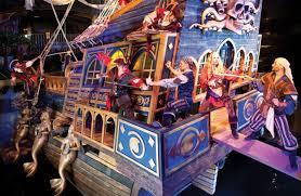 Pirates Voyage Myrtle Beach Entertainment Attractions