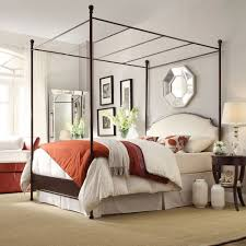 Turn your bedroom in to a truly lovely living space with this poster Bed  from the