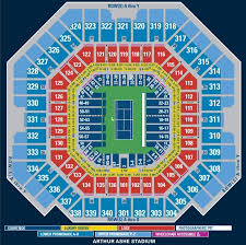 Kessler Stadium Seating Chart Arthur Ashe Stadium Seating Chart Us Open Tickpick