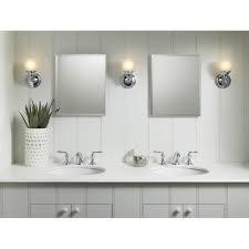 No Mirror Medicine Cabinet Kohler 16 X 20 Aluminum Mirrored Medicine Cabinet Reviews