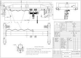 Monorail Crane Beam Design Single Girder Eot Crane Design Single Girder Eot Crane