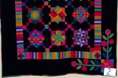 Quilt Gallery – Kansas Mennonite Relief Sale & Item # 2: Quilt | 78 x 94 | Sold for $700 Adamdwight.com