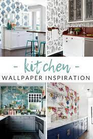 Functional Kitchen Wallpaper Ideas ...