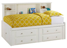 kids storage bed. TRP Catalina Bed White Kids Storage Bed A