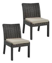 armless dining chair slipcover