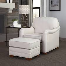 design of home furniture. Cute White Ottoman Chair Your Residence Design: Home Styles Heather Off Arm With Design Of Furniture