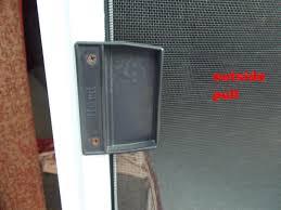 sliding screen door latch. Latch \u0026 Unlatch Patio Screen Door From Both Sides Sliding G