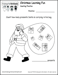 Christmas Worksheets Kindergarten Color By Sight Words Christmas ...
