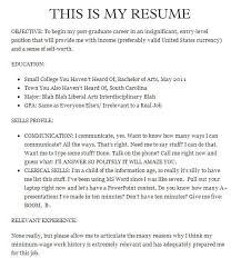Funniest Cover Letters and Resumes