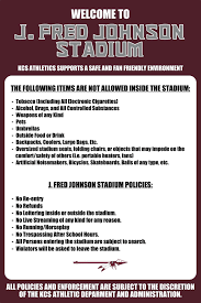 Dobyns Bennett Football Stadium Seating Chart Game Day Central Football Kingsport City Schools Athletics