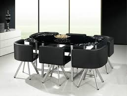 pictures gallery of fancy dining table sets glass round glass top dining table set ad 9119 good to know