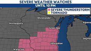 Severe weather risk the next couple of days