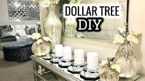 diy home decor ideas india kitchen for small homes dollar tree mirror table runner id on decorating adorable h
