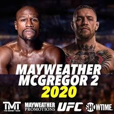 Mayweather vs McGregor 2: il pugile provoca il fighter