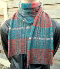 Striped Scarf Knitting Pattern Simple Design Ideas