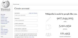 Wikipedia Create How To Create A Wikipedia Page And Get Approved