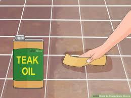 image titled clean slate floors step 6