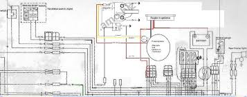 powerdynamo complete system for early yamaha rd stock points assembly instructions · wiring diagram drawn into stock wiring