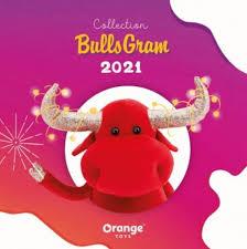 <b>Orange Toys</b>, мягкие <b>игрушки</b> символ года 2021: серия BullsGram ...