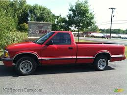1995 Chevrolet S10 LS Regular Cab in Victory Red - 120292 ...