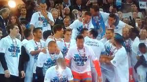 Premiazione Coppa Italia Napoli Fiorentina 3-1 - YouTube