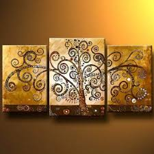 life tree modern canvas art wall decor abstract oil painting wall art with stretched on canvas wall art tree of life with life tree modern canvas art wall decor abstract oil painting wall