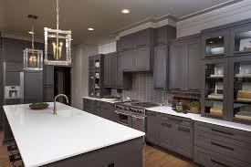 gray kitchen cabinets houzz digitalstudiosweb
