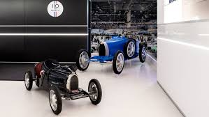 Bugatti has made some of the most coveted cars in history. The Bugatti Baby Is Back And The Pint Size Electric Type 35 Is Bigger Than Ever