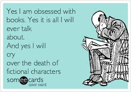 Image result for obsessed with books