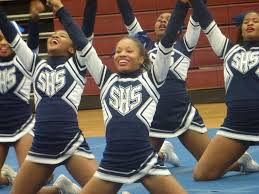 the southfield jay cheerleaders place third in tourney school spirit the competitive cheer team is all smiles
