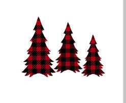 From wikimedia commons, the free media repository. Buffalo Plaid Christmas Trees Svg Etsy
