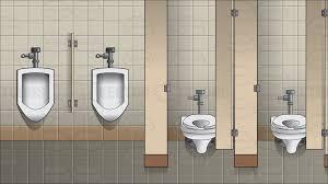 public bathroom clipart. Plain Bathroom The Interior Of A Menu0027s Public Bathroom Background In Public Bathroom Clipart P