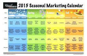 Free Excel Templates To Make Marketing Promo Calendars The