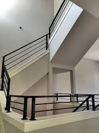 Modern Handrail austin iron custom modern and traditional iron railings for 7040 by guidejewelry.us