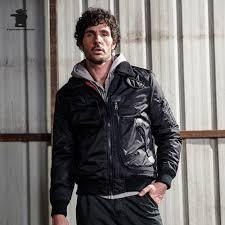 Designer Fur Jacket Men Us 39 38 46 Off New Winter Mens Parkas Designer Fashion Fur Collar Plus Size Thick Warm Casual Flying Jacket Coat Men Overcoat M 3xl Bf6003 In