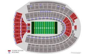 Horseshoe Osu Seating Chart Ohio State University Football Stadium Seating Chart Www