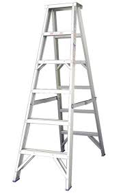 aluminium step ladder. Pro-Series Double Sided Aluminium Step Ladders Ladder