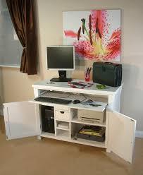 hidden office desk. Hidden Home Office Computer Desk